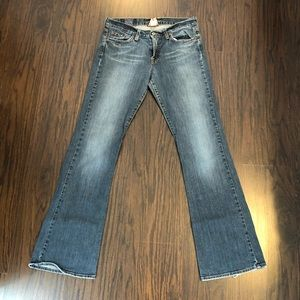 Lucky Brand Jeans Size 6/28 Sweet N' Low